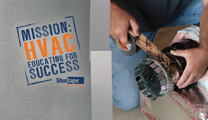 Mission: HVAC 2016 – Challenge One: The Right Path