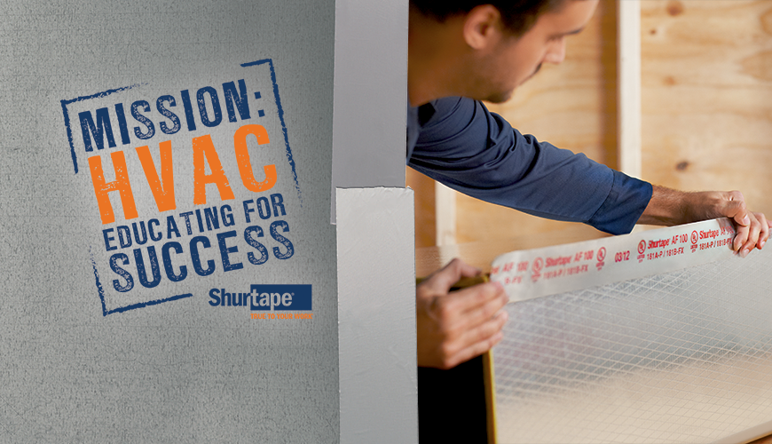 Mission: HVAC 2015 – Challenge Three: Your Reputation Will Be Built By Hand