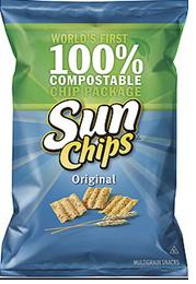 Sun Chips Environmentally Friendly Packaging