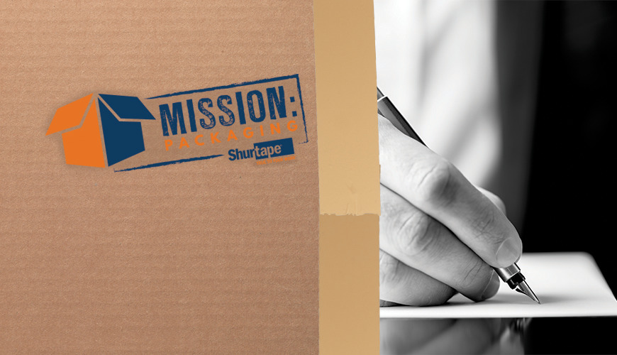 Mission: Packaging 2016 – Challenge Nine: Dear Packaging Student
