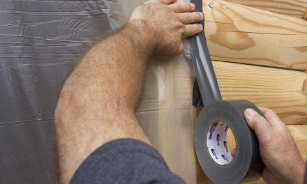 How are duct tapes used in abatement?