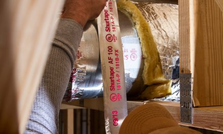 Why are some HVAC tapes printable?