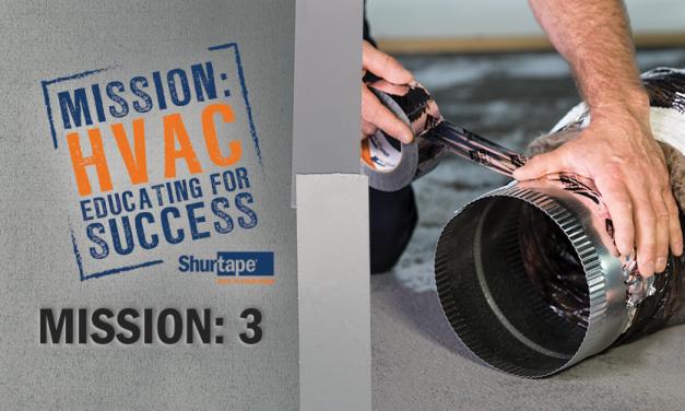 Mission: HVAC 2017 – Challenge 3: Up to Code