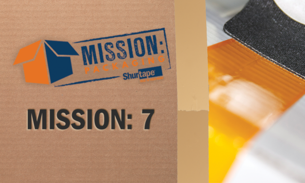 Mission: Packaging 2017 – Mission 7: Seal Security in E-commerce
