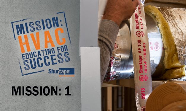 Mission: HVAC 2018 – Mission 1: Rooted in HVAC