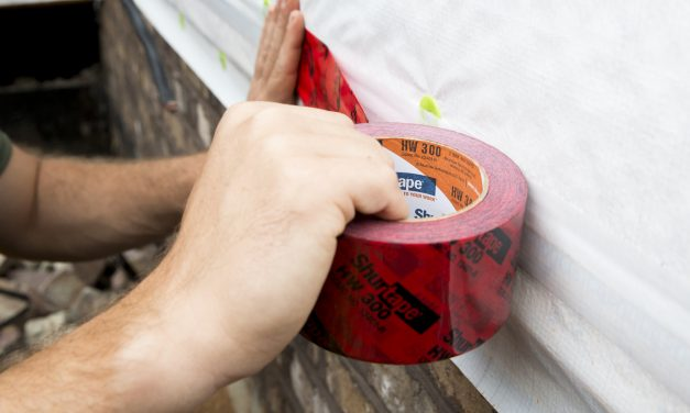 What is the Purpose of Housewrap Tape?